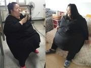 8X + 9X - Cô gái béo nhất TQ cắt bớt dạ dày để giảm cân