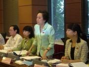 Tin tức Việt Nam - Nguy cơ viện nhi phải… mở khoa sản nếu nâng tuổi trẻ em lên 18