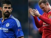 Bóng đá - Tin HOT tối 13/11: Rooney từng chọn Costa hay nhất NHA