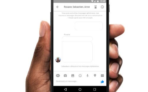 Facebook đang thử nghiệm tin nhắn tự hủy trên Messenger - 2