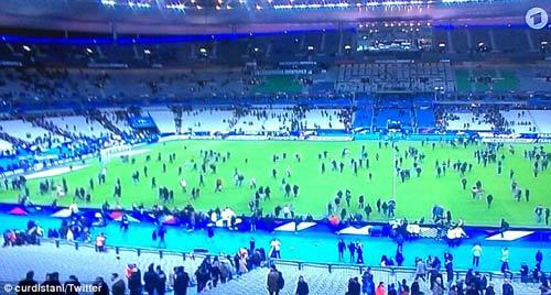 Đánh bom khủng bố Paris: SAO bóng đá bàng hoàng - 3
