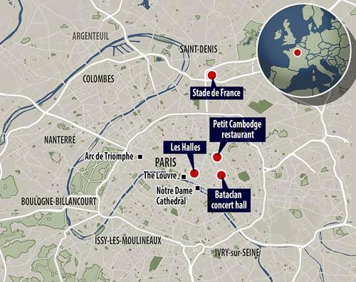 Đánh bom khủng bố Paris: SAO bóng đá bàng hoàng - 7