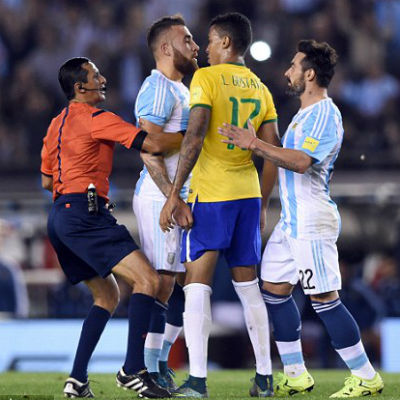 Chi tiết Argentina - Brazil: Ăn miếng trả miếng (KT) - 5