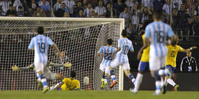 Chi tiết Argentina - Brazil: Ăn miếng trả miếng (KT) - 4