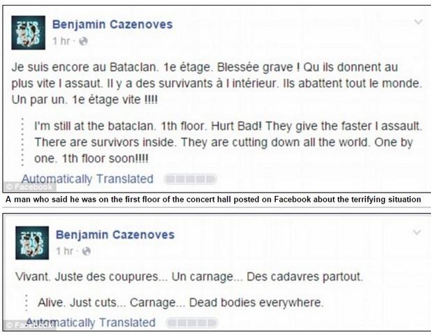 Con tin vụ tấn công ở Pháp: Chúng giết từng người một - 2