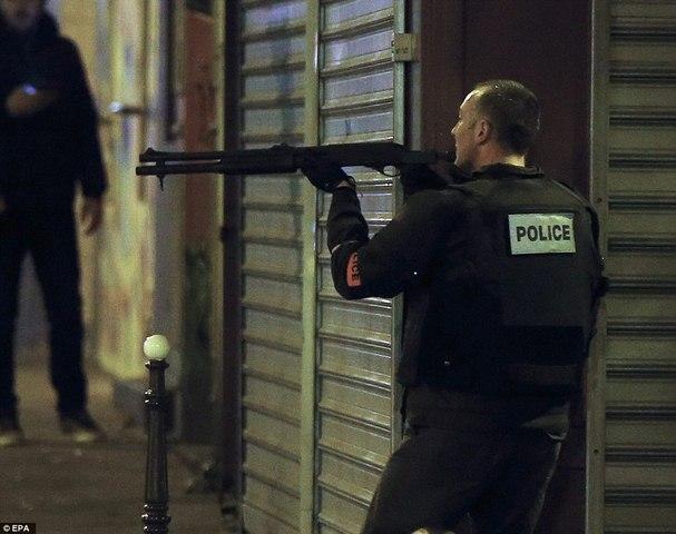 Con tin vụ tấn công ở Pháp: Chúng giết từng người một - 3
