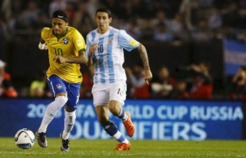 """Argentina - Brazil: Ngày của """"kép phụ"""" - 1"""