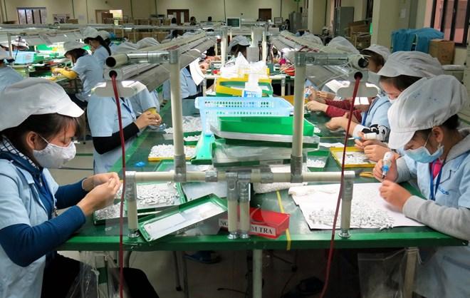 """Nhiều """"ông lớn"""" điện tử đầu tư tỉ đô vào Việt Nam - 1"""