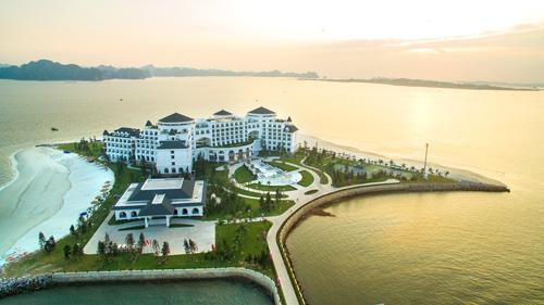 """Khám phá vẻ """"độc nhất vô nhị"""" của Vinpearl Hạ Long Bay Resort - 1"""