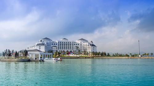 """Khám phá vẻ """"độc nhất vô nhị"""" của Vinpearl Hạ Long Bay Resort - 2"""
