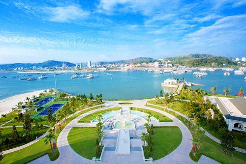 """Khám phá vẻ """"độc nhất vô nhị"""" của Vinpearl Hạ Long Bay Resort - 3"""