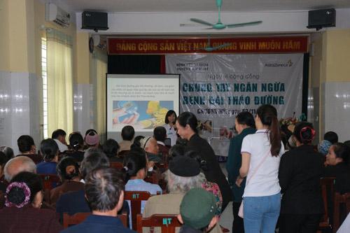 AstraZeneca đồng hành cùng cộng đồng nhân ngày Đái Tháo Đường Thế Giới - 4
