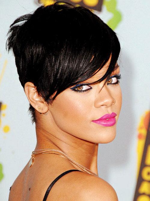 """Tuyển tập màu son đẹp và """"độc"""" của Rihanna - 2"""