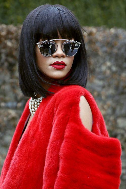 """Tuyển tập màu son đẹp và """"độc"""" của Rihanna - 3"""