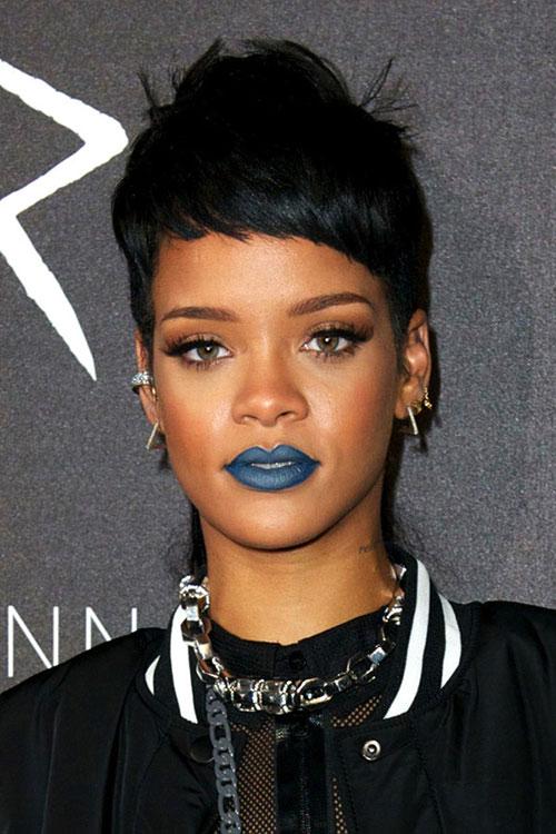 """Tuyển tập màu son đẹp và """"độc"""" của Rihanna - 5"""