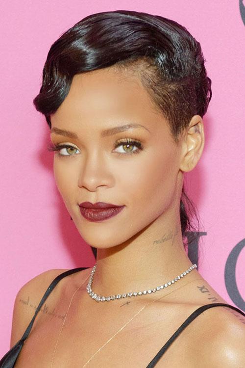 """Tuyển tập màu son đẹp và """"độc"""" của Rihanna - 6"""