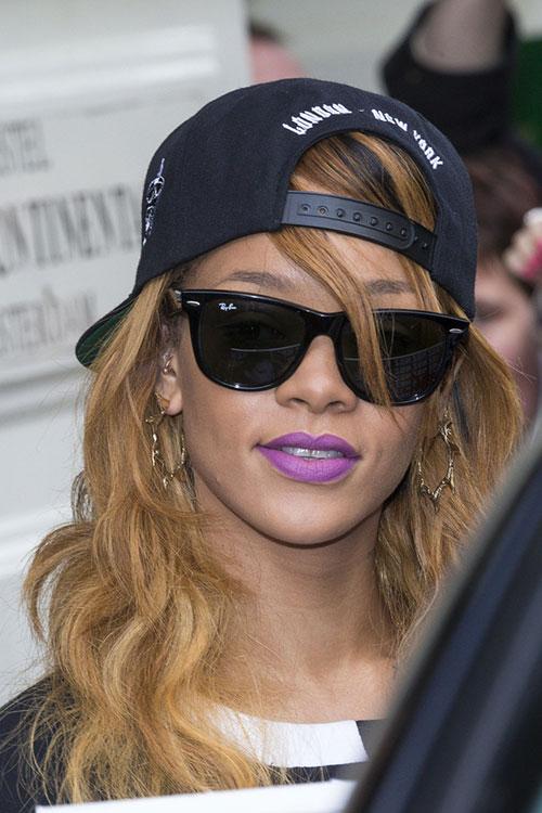 """Tuyển tập màu son đẹp và """"độc"""" của Rihanna - 8"""