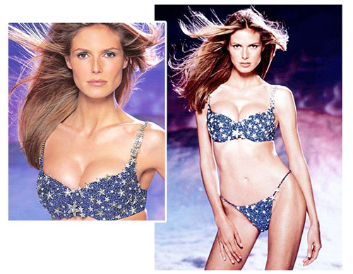 Loá mắt vì 19 mẫu áo lót xa xỉ của Victoria's Secret - 5