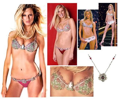 Loá mắt vì 19 mẫu áo lót xa xỉ của Victoria's Secret - 8