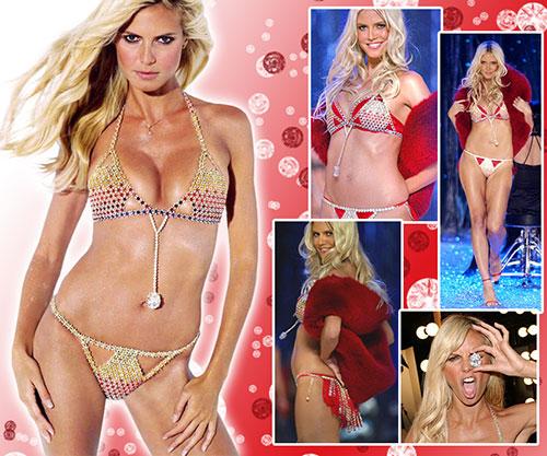 Loá mắt vì 19 mẫu áo lót xa xỉ của Victoria's Secret - 9