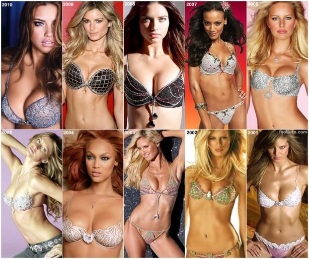 Loá mắt vì 19 mẫu áo lót xa xỉ của Victoria's Secret - 1