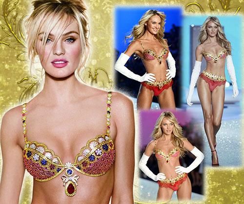 Loá mắt vì 19 mẫu áo lót xa xỉ của Victoria's Secret - 20