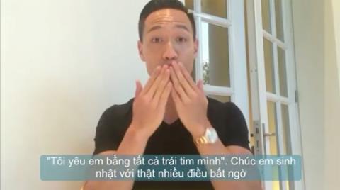 Trương Ngọc Ánh, Kim Lý chạm môi tình tứ sau clip tỏ tình - 2