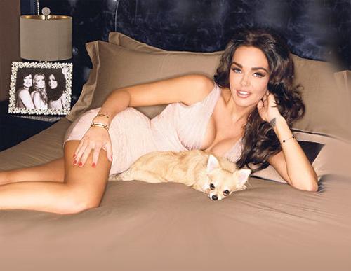 Vẻ đẹp hấp dẫn của ái nữ tỷ phú sexy nhất thế giới - 9