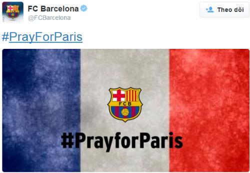 Đánh bom khủng bố Paris: SAO bóng đá bàng hoàng - 1