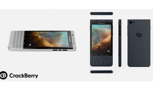 BlackBerry Vienna chạy Android lộ diện - 1