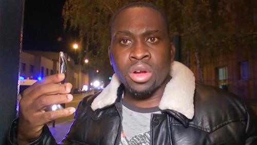 Khủng bố Paris: CĐV thoát chết thần kỳ nhờ điện thoại - 1