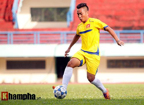 U21 VN đá giao hữu, truyền nhân Văn Quyến toả sáng - 6