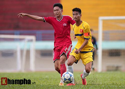 U21 VN đá giao hữu, truyền nhân Văn Quyến toả sáng - 5