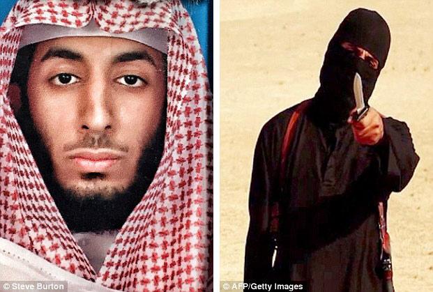 """Đao phủ IS """"John thánh chiến"""" có vợ và con trai ở Syria - 1"""