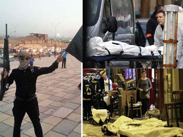 IS nhận trách nhiệm khủng bố liên hoàn đẫm máu ở Pháp - 1