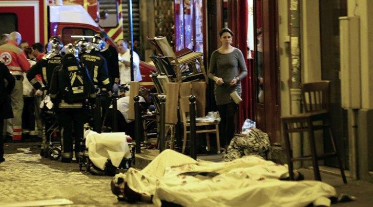 IS nhận trách nhiệm khủng bố liên hoàn đẫm máu ở Pháp - 2