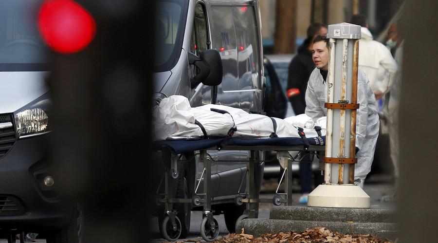 IS nhận trách nhiệm khủng bố liên hoàn đẫm máu ở Pháp - 3