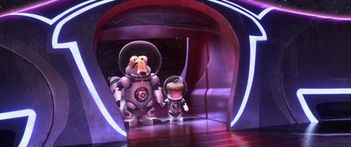 """Video phim: Chú sóc lém lỉnh """"Kỷ băng hà"""" phá tan vũ trụ - 1"""