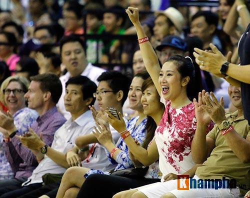 CLB bóng rổ số 1 Việt Nam hạ đẹp đối thủ Thái Lan - 3