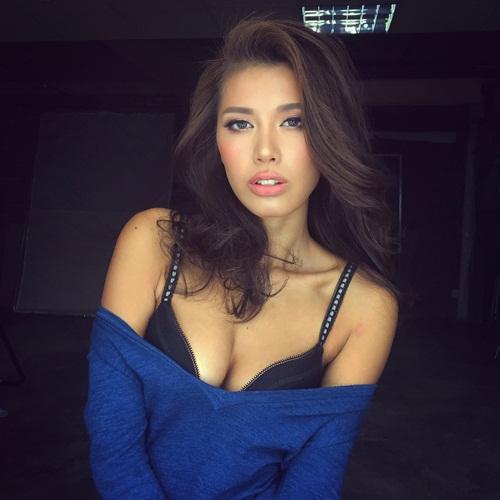 Vẻ đẹp sexy của Minh Tú gây sốt trong giới trẻ Việt - 1
