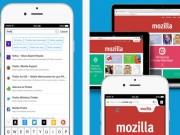 Công nghệ thông tin - Trình duyệt Firefox đã có phiên bản dành cho iPhone