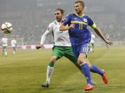 Bosnia - CH Ailen: Kịch tính những phút cuối