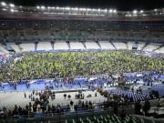 Thế giới - Clip: Người Pháp hát quốc ca sau vụ khủng bố kinh hoàng