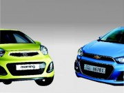 Tư vấn - Kia và GM đua nhau giảm giá xe nhỏ bất chấp lỗ