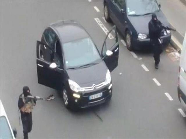 3 tai họa thảm khốc ở Pháp trong một năm - 1