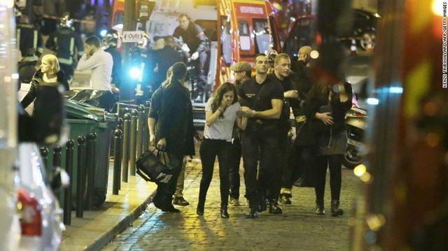 3 tai họa thảm khốc ở Pháp trong một năm - 2