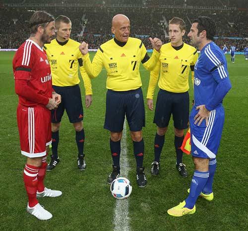 Đội Beckham – Đội Figo: Tuyệt đỉnh những siêu sao năm nào - 2