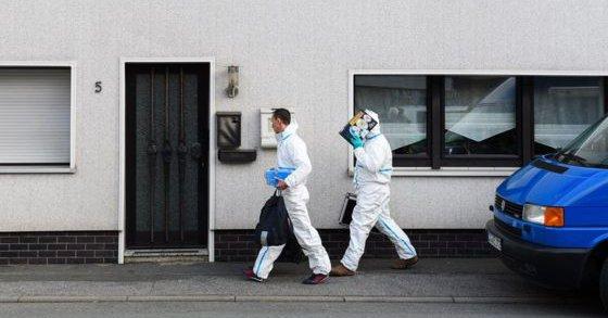 8 em bé chết bất thường trong căn hộ ở Đức - 2