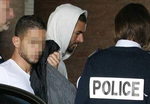 Benzema thừa nhận làm trung gian vụ tống tiền Valbuena - 1