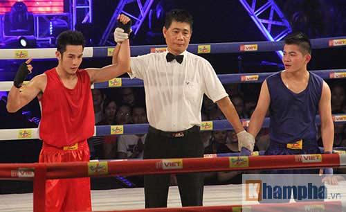 Cao thủ boxing thị uy trên sàn Đấu trường thép - 3
